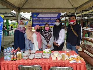 UKM Kewirausahaan AMB Ikut Meriahkan Acara Bazar Produk Halal MUI Kab.Belitung